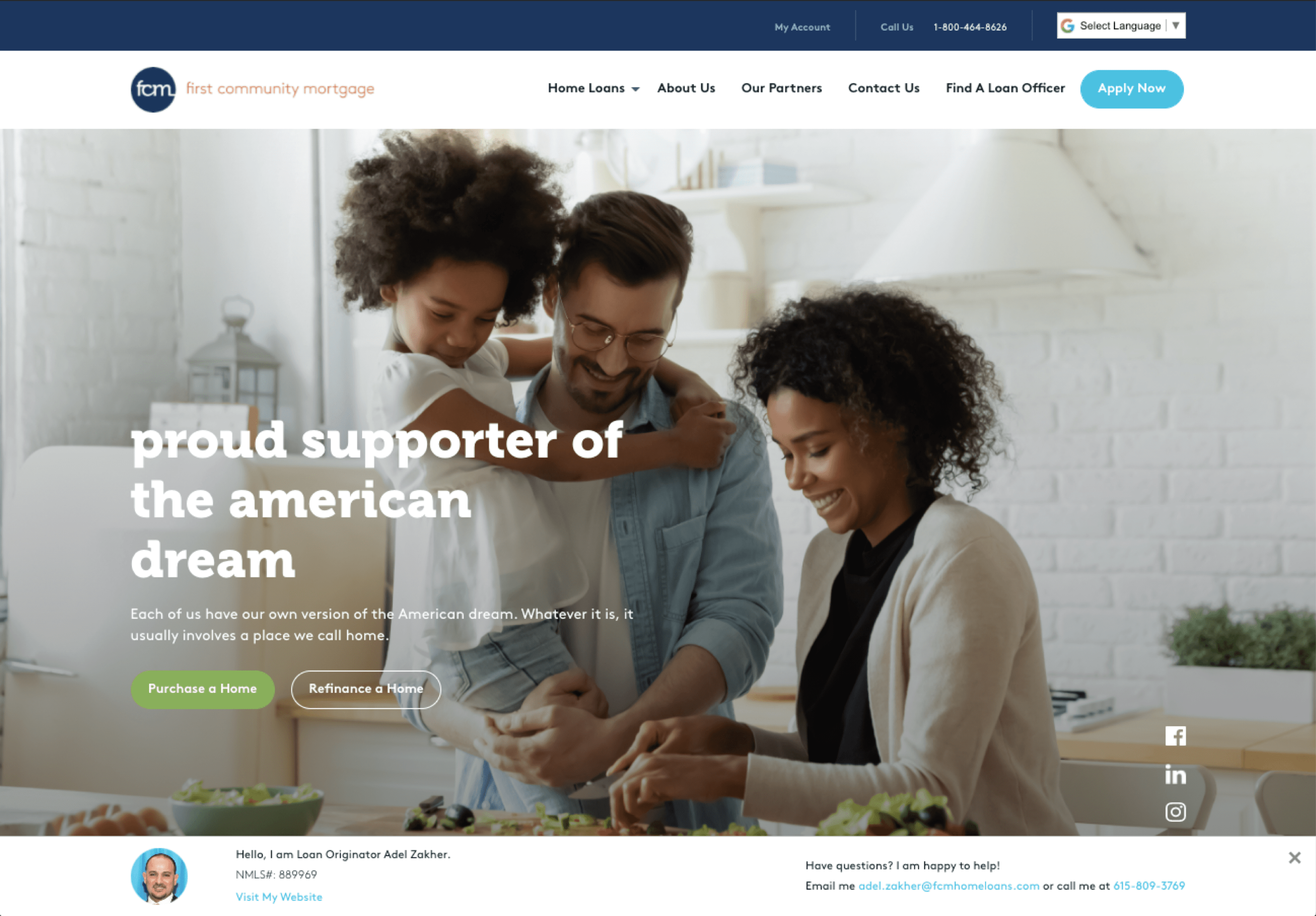 Mortgage Lender Gets a User Experience Makeover