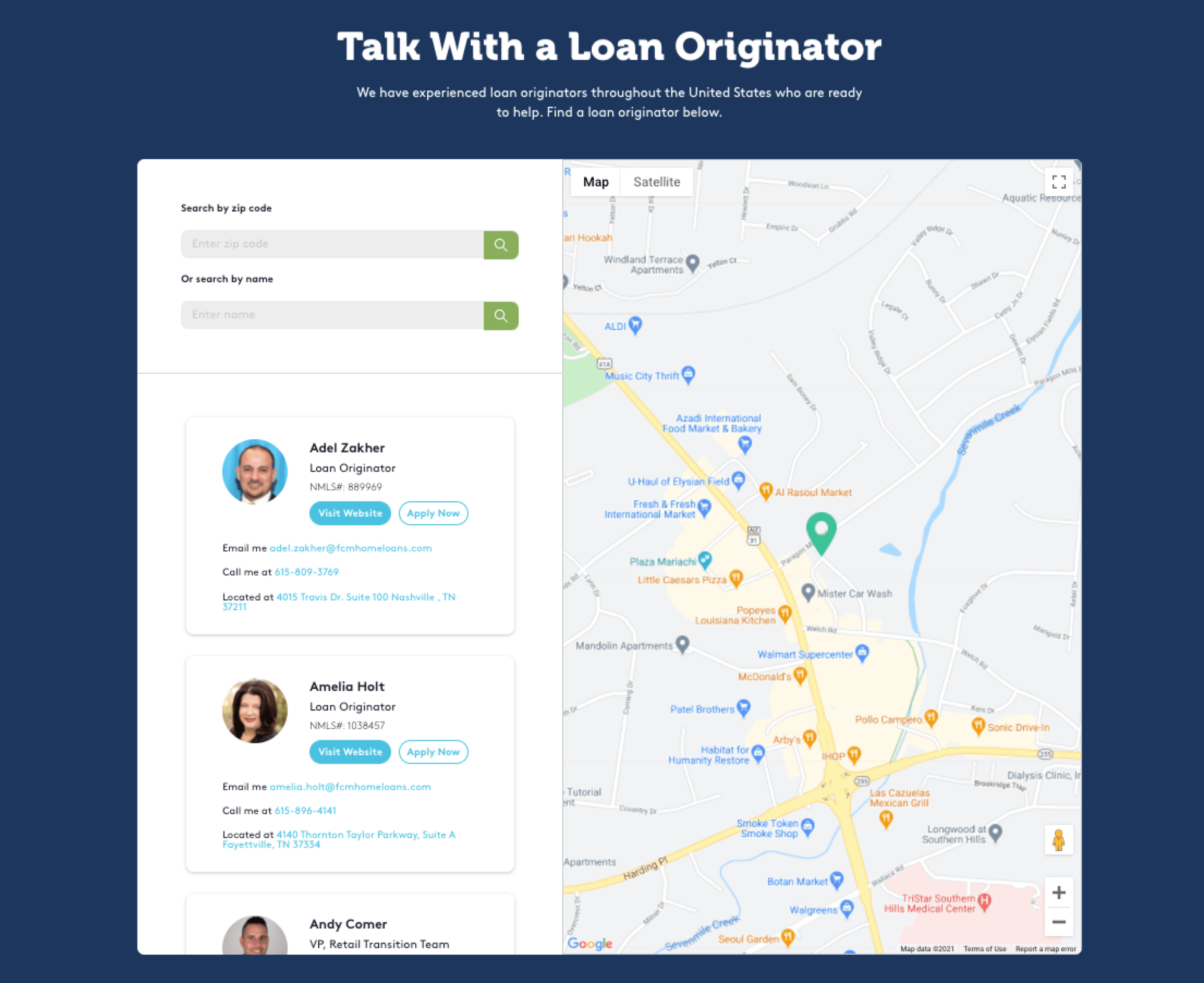 Technology Solution for Mortgage Lender Gets a User Experience Makeover